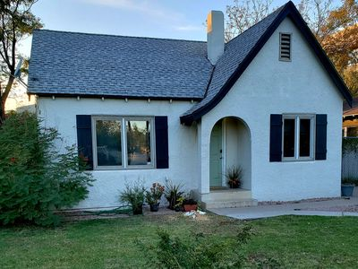 Photo for Tudor revival in the heart of downtown Mesa/WALK, LIGHT RAIL to most areas