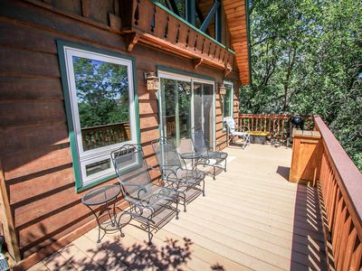 Photo for 1548 - Kiki's Chalet - 2 FREE Kayak/Bike Rentals!