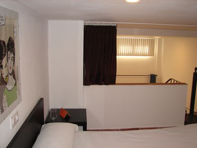 Photo for Open-Plan Apartment very close to the beach and city center