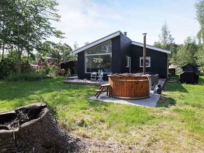 Photo for Woodland Holiday Home in Jægerspris with Jacuzzi