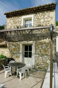 Photo for CHARMING COTTAGE Drôme Provençale