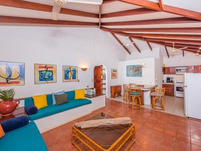 Photo for Barefoot Bungalow in Playa Grande's exclusive Palm Beach Estates