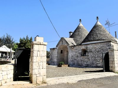 Photo for Trullo Alloro, typical stone house.