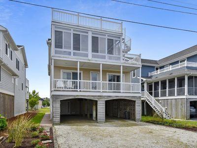 Photo for FREE DAILY ACTIVITIES! NEW LISTING, 6 BEDROOM, SLEEPS 16 IN THE HEART OF BETHANY BEACH