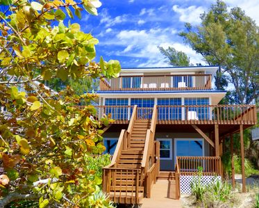 Photo for Fall Special!  Panasea:  Beachfront elegance,  Free Kayaks and Paddleboard