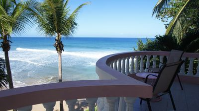 Photo for Surf Watcher Apartment Beachfront at Pools Beach with Amazing Views