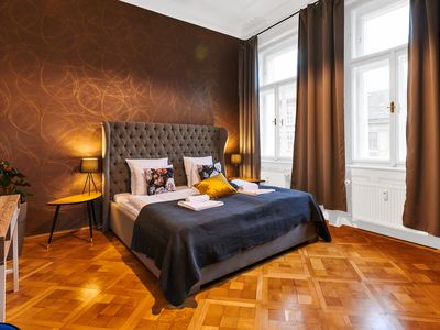 Photo for Exceptional Home Close to the Vltava and Charles Bridge
