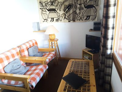Photo for Residence Cret De L Bear - 3 room flat for 6 people
