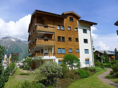 Photo for Apartment Metropol B in Grächen - 4 persons, 2 bedrooms