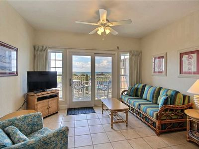 Photo for OCEANFRONT Condo in Hatteras- Elevator, Community Pool