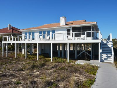 Photo for THE QUINTESSENTIAL BEACHFRONT HOME!