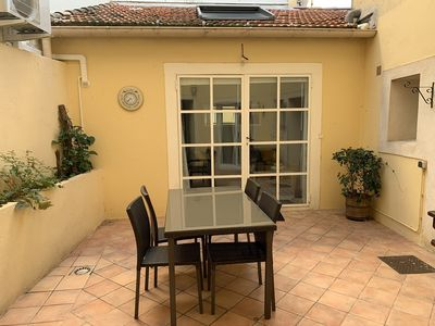 Photo for APPARTEMENT T4 IN DUPLEX - CENTRE-CITY WITH PATIO / 6 PERS
