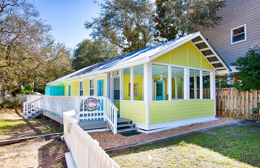 Little Pearl Cottage Grayton Beach Close To The Red Bar Walk