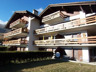 Photo for 5 Bedroom apartment duplex****+ - 2nd and 3rd floor – very close to the « Savoleyres » skilift and b
