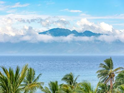 Photo for K B M Hawaii: Ocean Views, Front of Resort w BBQ 3 Bedroom, FREE car! Jul & Aug Specials From only $599!