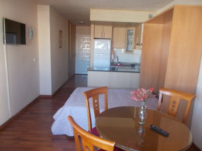 Photo for Fuengirola Deluxe for 3 people 300 m from the sea