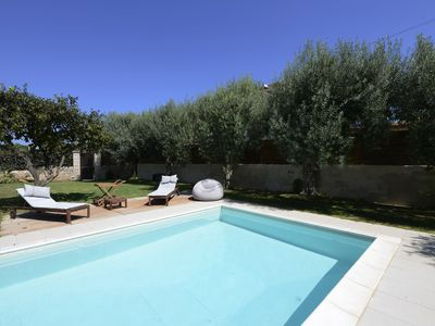 Photo for SYRACUSE - A few steps from the sea (100 meters)  DREAM ' S VILLA