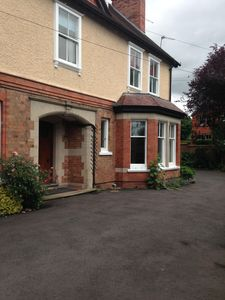 Photo for Ground floor apartment in exclusive residential area of historic Shrewsbury