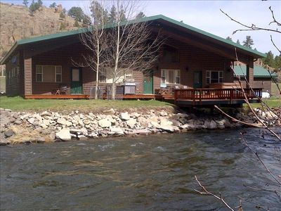 Photo for ELK RIVER HOUSE, Sleeps 15, Hot Tub, Garage, Pool Table, Wi-Fi, Sat TV