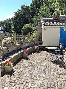 Photo for Gorgeous riverside cottage in Lyme Regis just a 4 minute walk from the seaside.