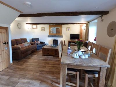 Photo for Cross Foxes Holiday Home, Sleeps 5 with WiFi