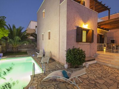 Photo for Vacation home Ocean Pearl in Makrigialos - 7 persons, 4 bedrooms