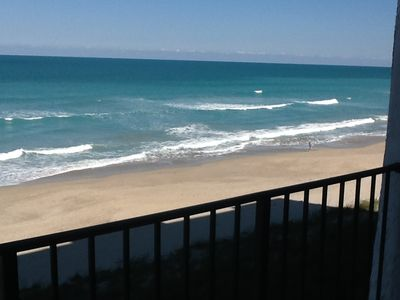 Photo for Oceanfront 5th floor. 1 Month min stay. Rates do not include VRBO processing fee