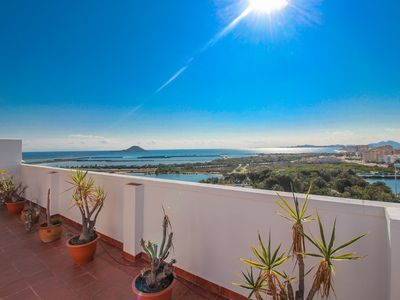 Photo for Puertomar Two Bedroom Penthouse LMHR53