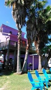 Photo for THE CATHOUSE  of Crystal Beach Cabanas Best Fishing Resort in Texas