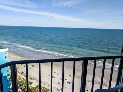 Photo for Ocean View One Bedroom Condo~Palace 1810