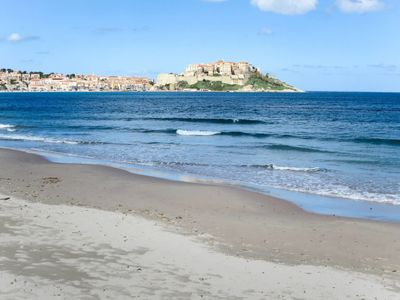 Photo for Apartment Résidence Le Home (CAL125) in Calvi - 2 persons, 1 bedrooms