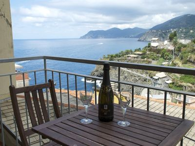 Photo for 2BR Apartment Vacation Rental in Manarola