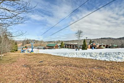 Instantly access the frozen playground of Winterplace Ski Resort!
