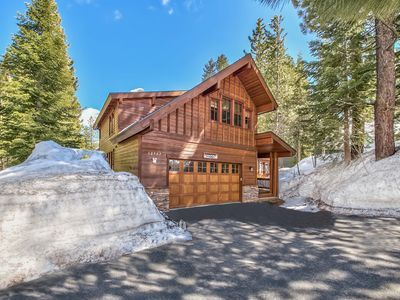 Photo for Beautiful Tahoe Donner Mountain Lodge