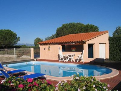 Photo for VILLA CLIMATISEE GARDEN SWIMMING POOL CLASS 4 ****