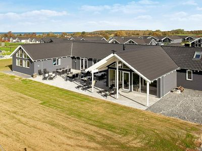 Photo for Spacious Holiday Home in Funen Denmark with Terrace