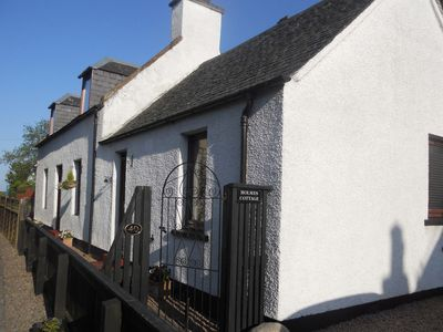 Photo for Cottage not far from Rosemarkie Beach on the Black Isle