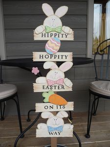 THE COMFORT HOUSE IS DECORATED FOR MOST MAJOR HOLIDAYS - BOOK TODAY FOR EASTER
