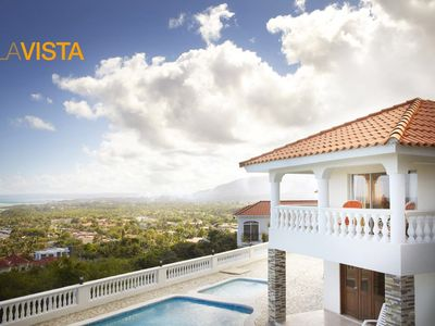 Photo for 5BR Villa Vacation Rental in Cofresi, Puerto Plata