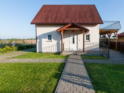 Photo for Three-Bedroom House Muschel II with balcony
