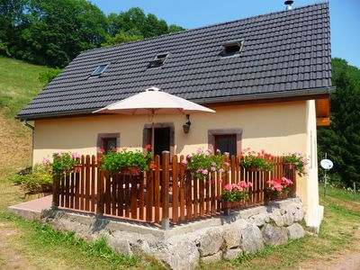Photo for BEAUTIFUL MAISONETTE ENTIRELY EQUIPPED FOR 6 PERSONS IN THE HEART OF ALSACE