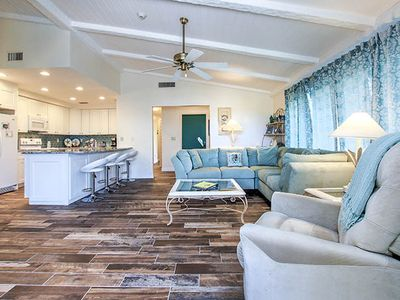 Photo for Surfside 12 A4 Impressive Gulf Views from this 3 bedroom condo