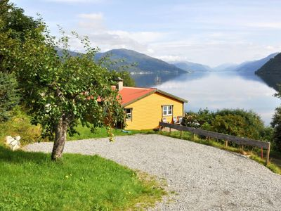 Photo for Vacation home Nausthammar (FJS706) in Sognefjord, Nordfjord, Sunnfjord - 6 persons, 2 bedrooms