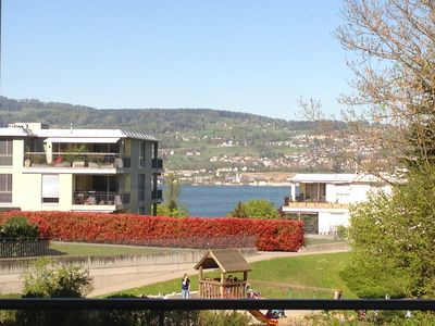 Photo for 1BR Apartment Vacation Rental in Wädenswil, ZH