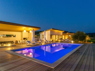 Photo for Luxury Villa Pearl of Hvar with Swimming Pool
