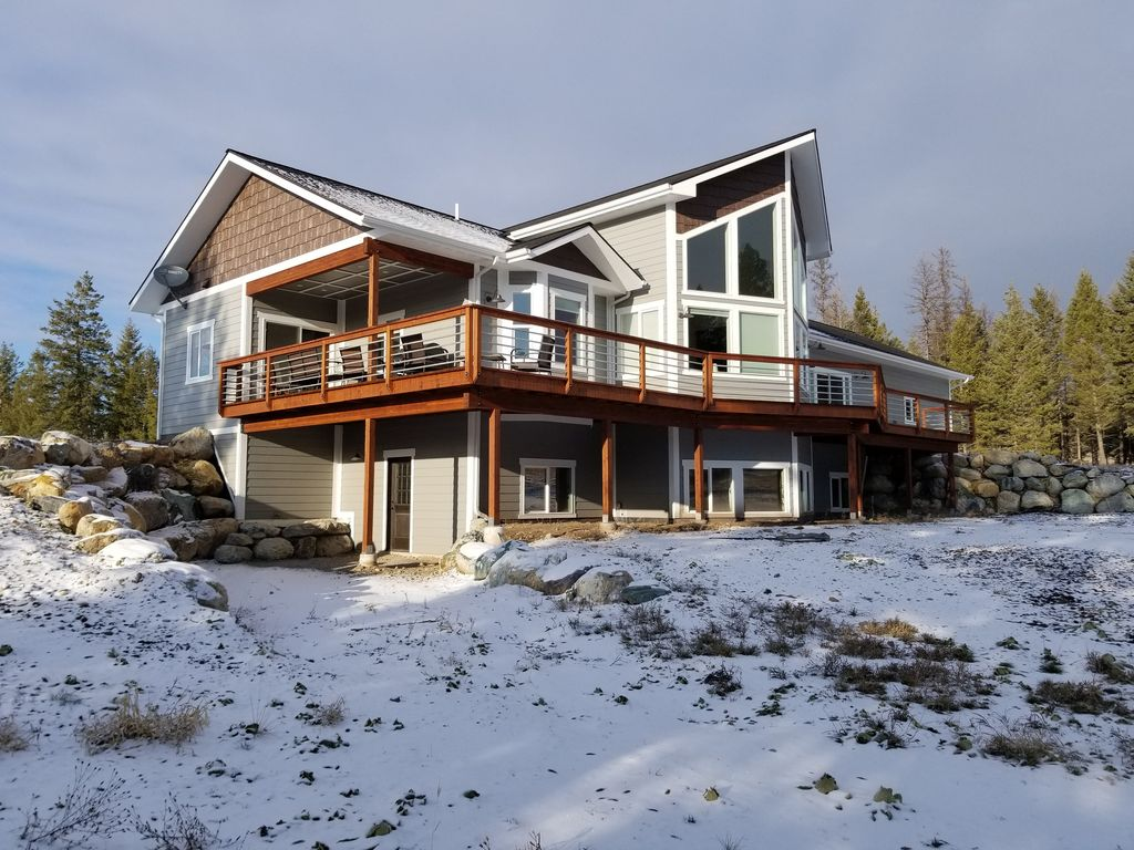 Beautiful New Home 45 Min From Glacier Nati Vrbo