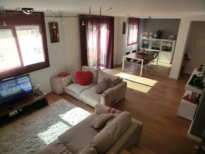 Photo for Beautiful 2 rooms in a 2 floor shared apartment in the heart of Javea