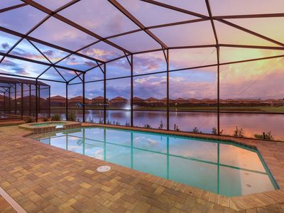 Photo for Westside Deluxe | 8 bedroom Pool Home with Media/Games Room