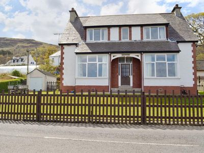 Photo for 3 bedroom property in All Isle of Arran. Pet friendly.