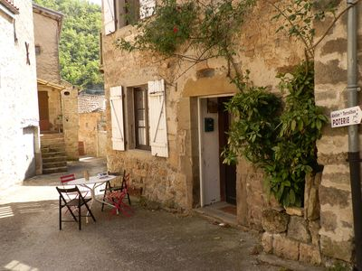 Photo for HOLIDAY HOLIDAY IN VILLAGE TYPICAL CLOSE TO MILLAU